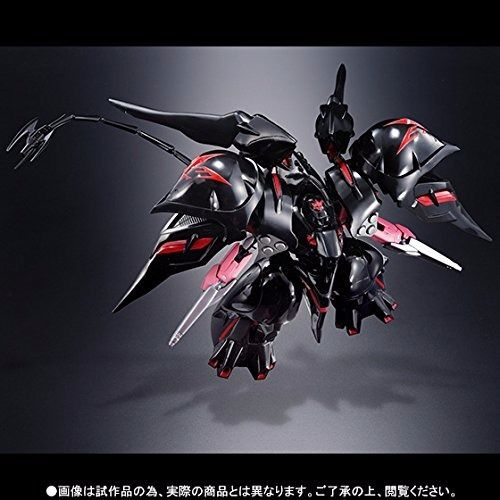 Tamashii SPEC Martian Successor Nadesico BLACK SARENA FIERCE BATTLE Ver BANDAI_2