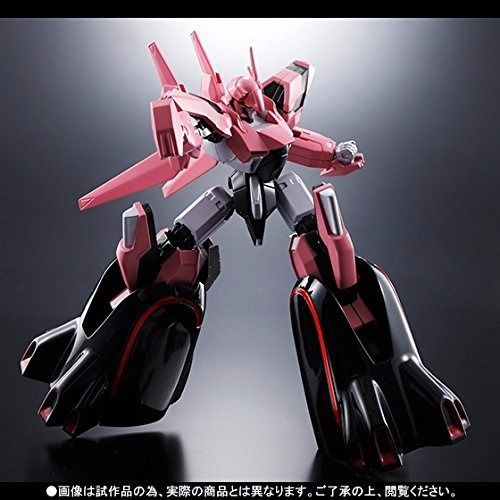 Tamashii SPEC Martian Successor Nadesico BLACK SARENA FIERCE BATTLE Ver BANDAI_8