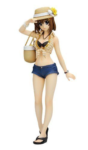 ALTER Magical Girl Lyrical Nanoha HAYATE YAGAMI Summer Holiday 1/7 Figure NEW_1