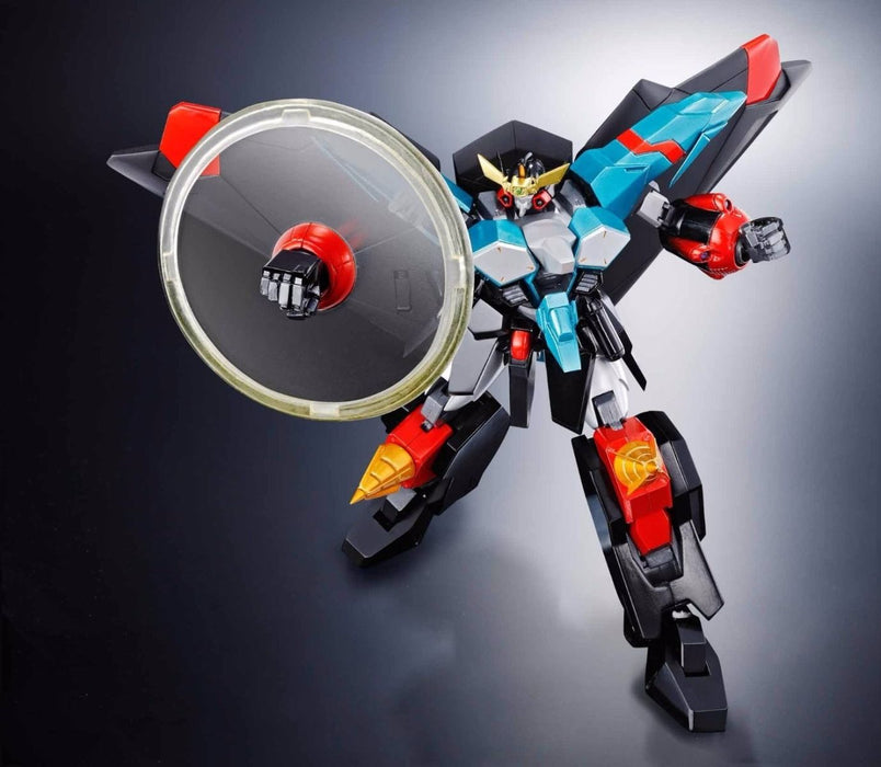 Super Robot Chogokin King of Braves GaoGaiGar GAOFIGHGAR Action Figure BANDAI_2