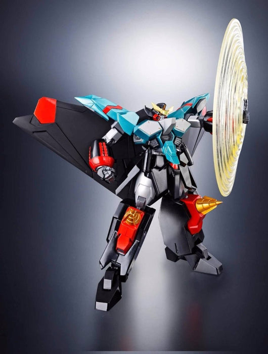 Super Robot Chogokin King of Braves GaoGaiGar GAOFIGHGAR Action Figure BANDAI_3