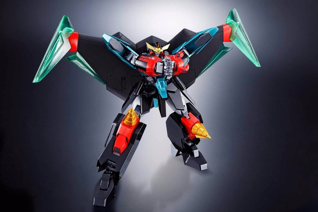 Super Robot Chogokin King of Braves GaoGaiGar GAOFIGHGAR Action Figure BANDAI_4