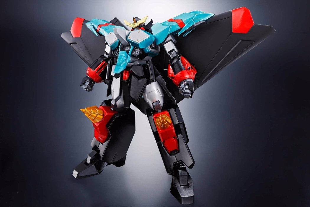 Super Robot Chogokin King of Braves GaoGaiGar GAOFIGHGAR Action Figure BANDAI_5