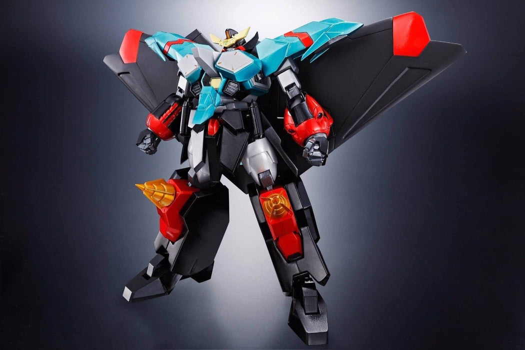 Super Robot Chogokin King of Braves GaoGaiGar GAOFIGHGAR Action Figure BANDAI_6