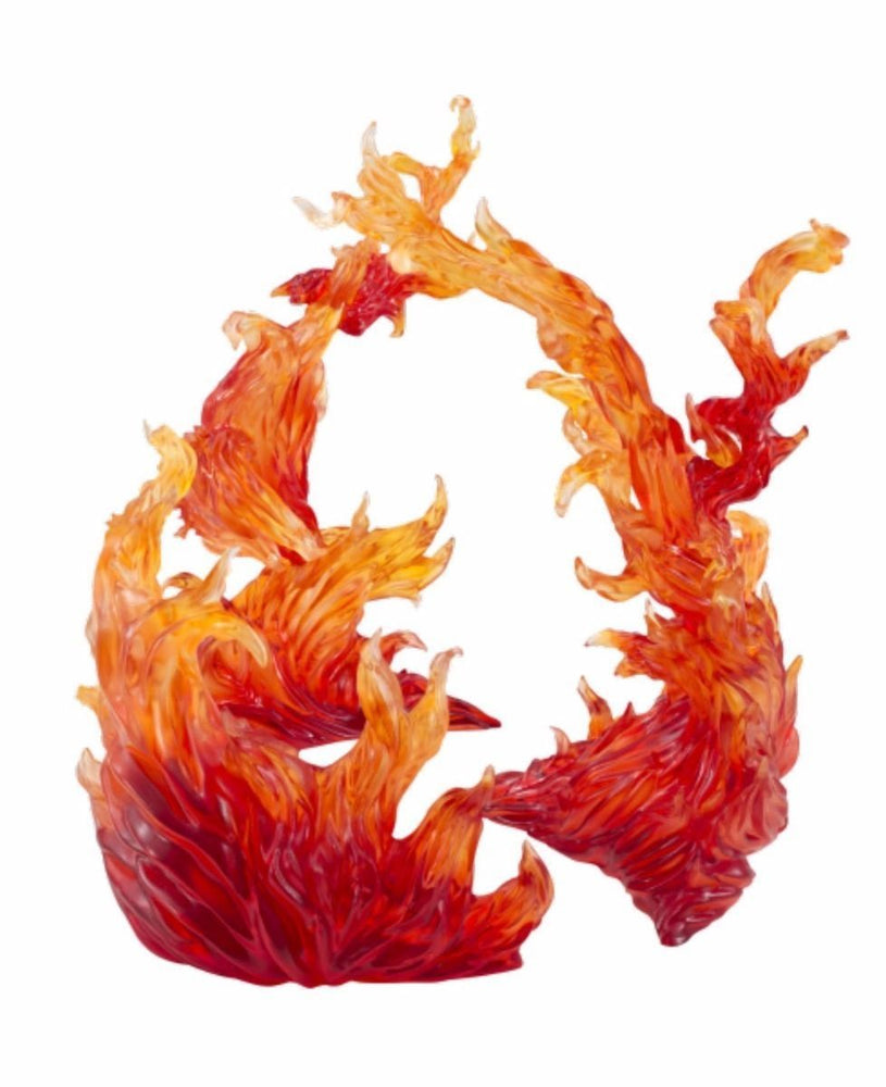 Tamashii Effect BURNING FLAME RED Ver BANDAI TAMASHII NATIONS_1