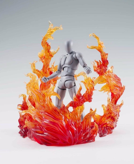 Tamashii Effect BURNING FLAME RED Ver BANDAI TAMASHII NATIONS_2