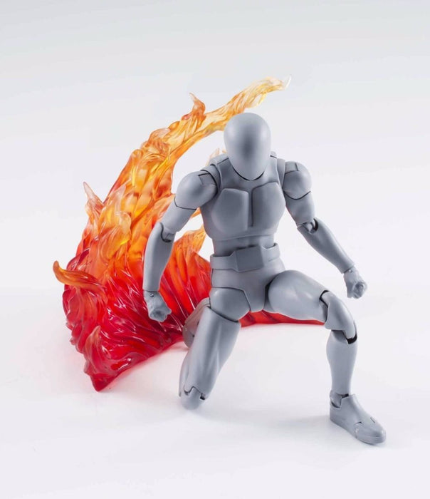 Tamashii Effect BURNING FLAME RED Ver BANDAI TAMASHII NATIONS_3