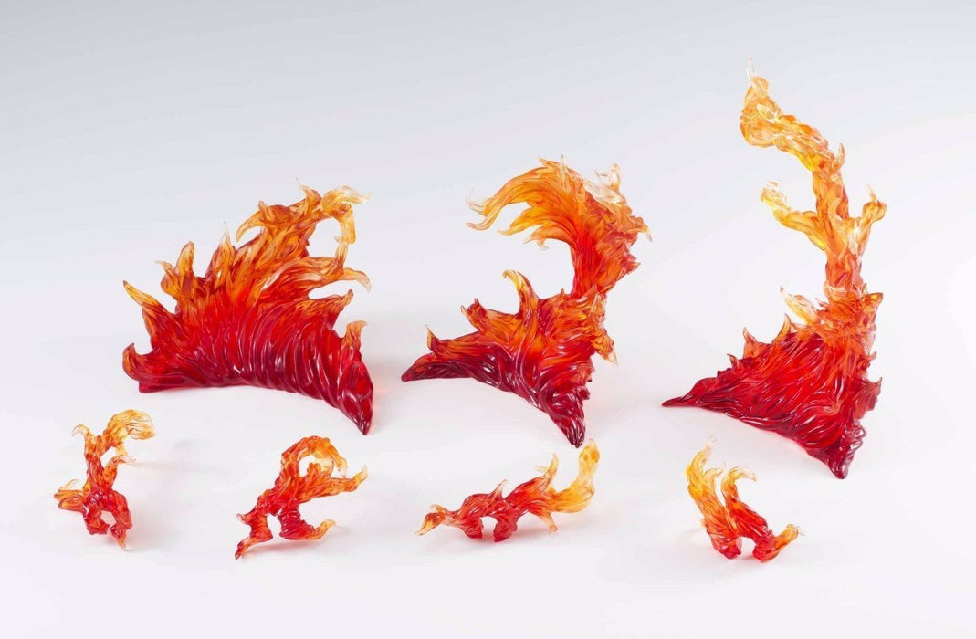 Tamashii Effect BURNING FLAME RED Ver BANDAI TAMASHII NATIONS_4