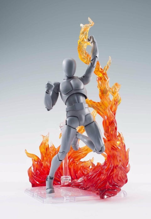 Tamashii Effect BURNING FLAME RED Ver BANDAI TAMASHII NATIONS_5