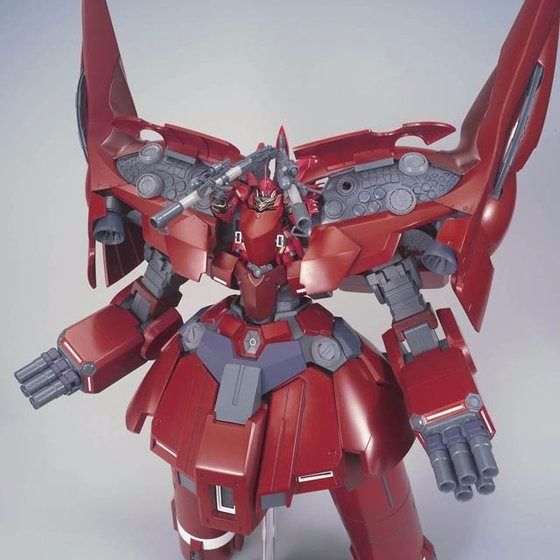 BANDAI HGUC 1/144 NEO ZEONG Plastic Model Kit Mobile Suit Gundam UC from Japan_3