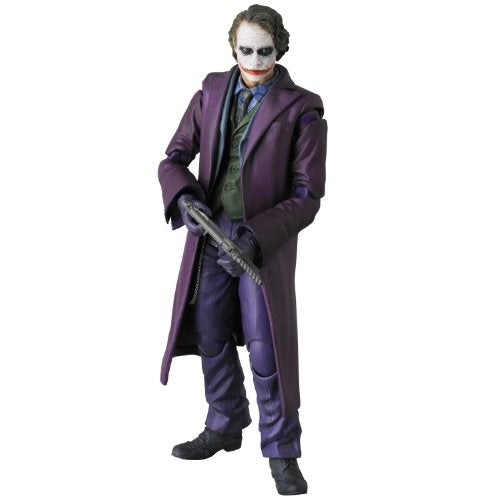 MEDICOM TOY MAFEX No.005 The Dark Knight THE JOKER Action Figure NEW from Japan_1