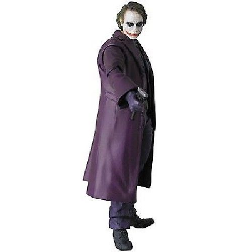 MEDICOM TOY MAFEX No.005 The Dark Knight THE JOKER Action Figure NEW from Japan_5