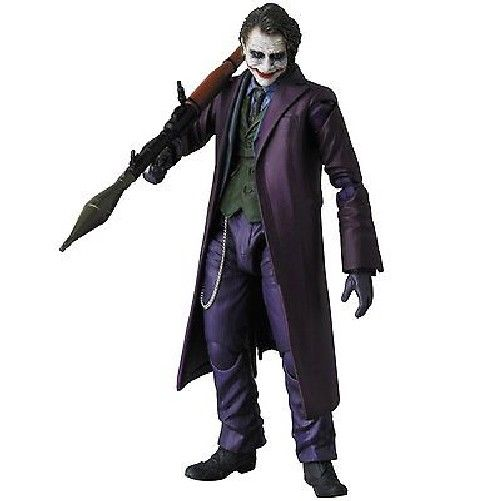 MEDICOM TOY MAFEX No.005 The Dark Knight THE JOKER Action Figure NEW from Japan_6