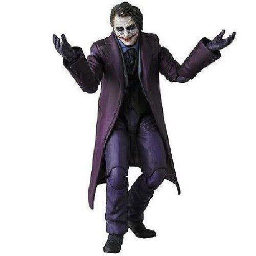 MEDICOM TOY MAFEX No.005 The Dark Knight THE JOKER Action Figure NEW from Japan_8