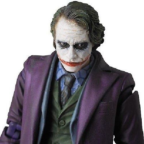 MEDICOM TOY MAFEX No.005 The Dark Knight THE JOKER Action Figure NEW from Japan_9
