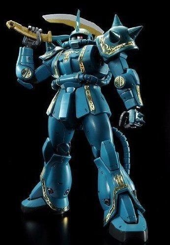 BANDAI MG 1/100 MS-06F ZAKU II DOZLE ZABI CUSTOM Plastic Model Kit Gundam NEW_1