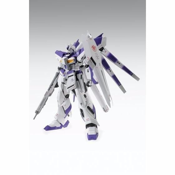 BANDAI MG 1/100 RX-93-v2 Hi Nu GUNDAM Ver Ka Model Kit Char's Counter Attack_2