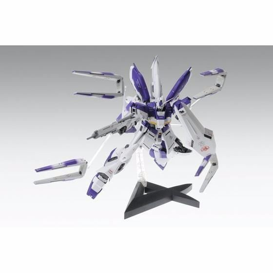 BANDAI MG 1/100 RX-93-v2 Hi Nu GUNDAM Ver Ka Model Kit Char's Counter Attack_3