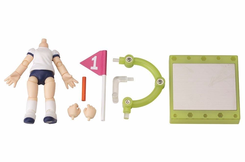 Cu-poche Extra Short Sleeved Gym Uniform Body (without Head) Figure NEW_1