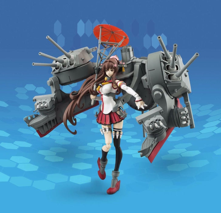Armor Girls Project Kantai Collection Kancolle YAMATO Action Figure BANDAI Japan_2