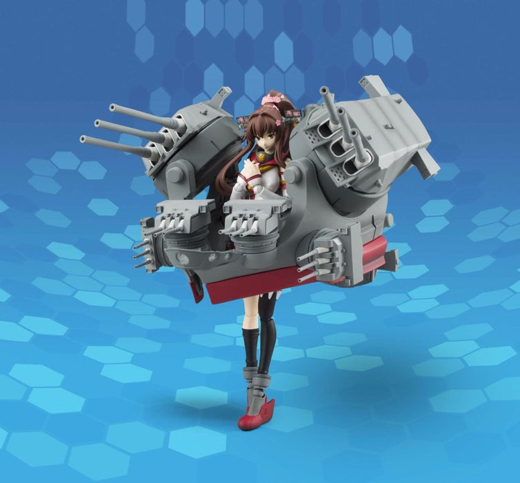 Armor Girls Project Kantai Collection Kancolle YAMATO Action Figure BANDAI Japan_4