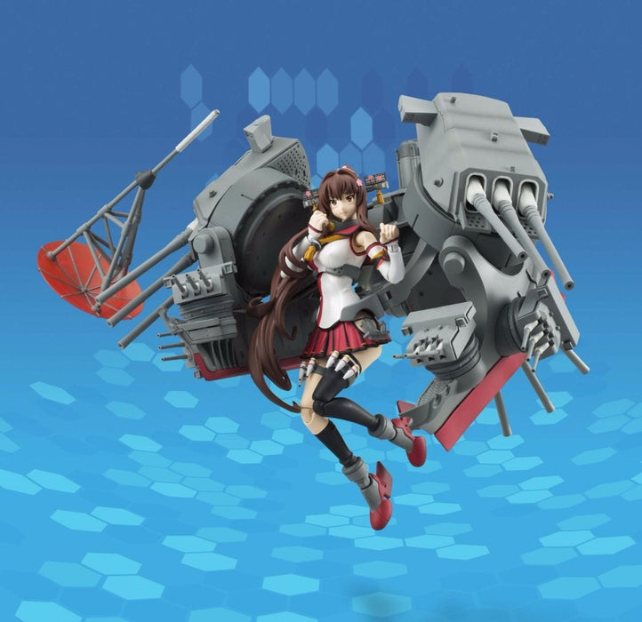 Armor Girls Project Kantai Collection Kancolle YAMATO Action Figure BANDAI Japan_8