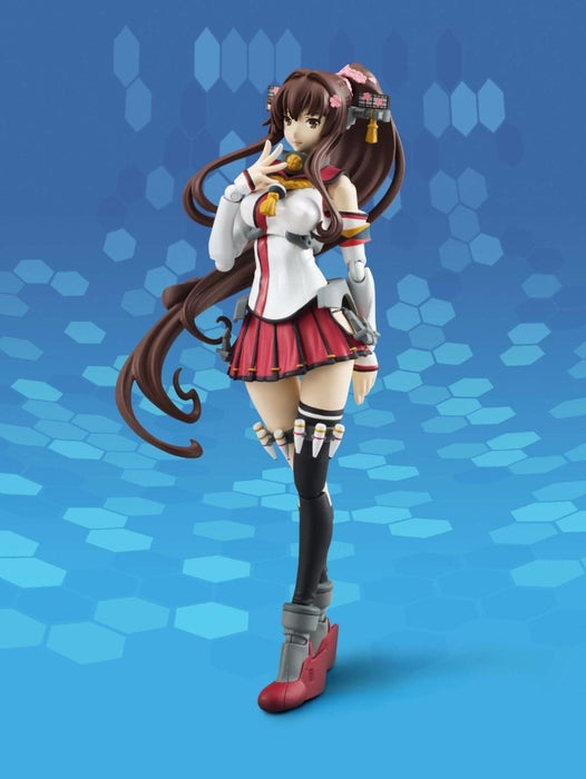 Armor Girls Project Kantai Collection Kancolle YAMATO Action Figure BANDAI Japan_9