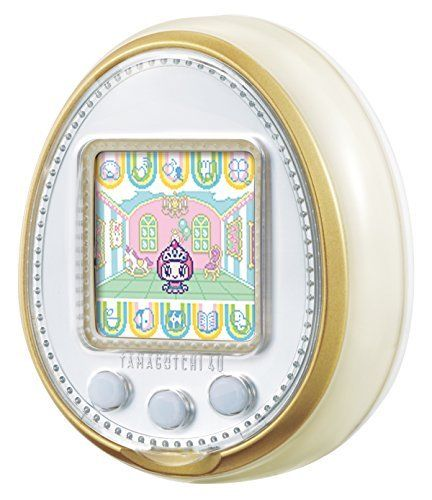 BANDAI TAMAGOTCHI 4U WHITE NEW from Japan_1