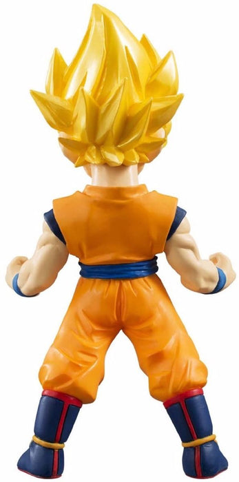 TAMASHII BUDDIES Dragon Ball Z SUPER SAIYAN SON GOKOU PVC Figure BANDAI Japan_4