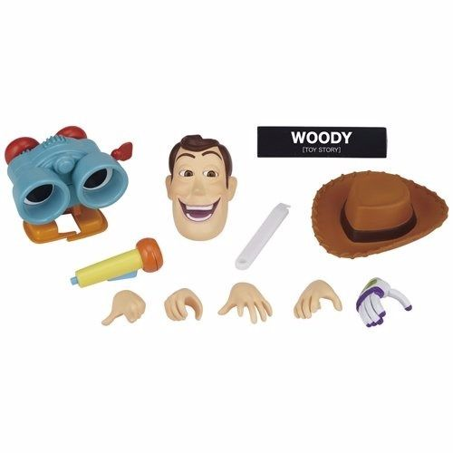 Tokusatsu Revoltech No.010 Toy Story WOODY Renewal Package ver. Figure KAIYODO_4