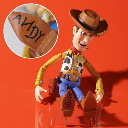 Tokusatsu Revoltech No.010 Toy Story WOODY Renewal Package ver. Figure KAIYODO_6