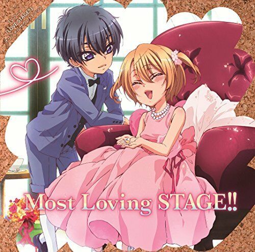 [CD] TV Anime LOVE STAGE !! Original Sound Track Most Loving STAGE!! NEW_1