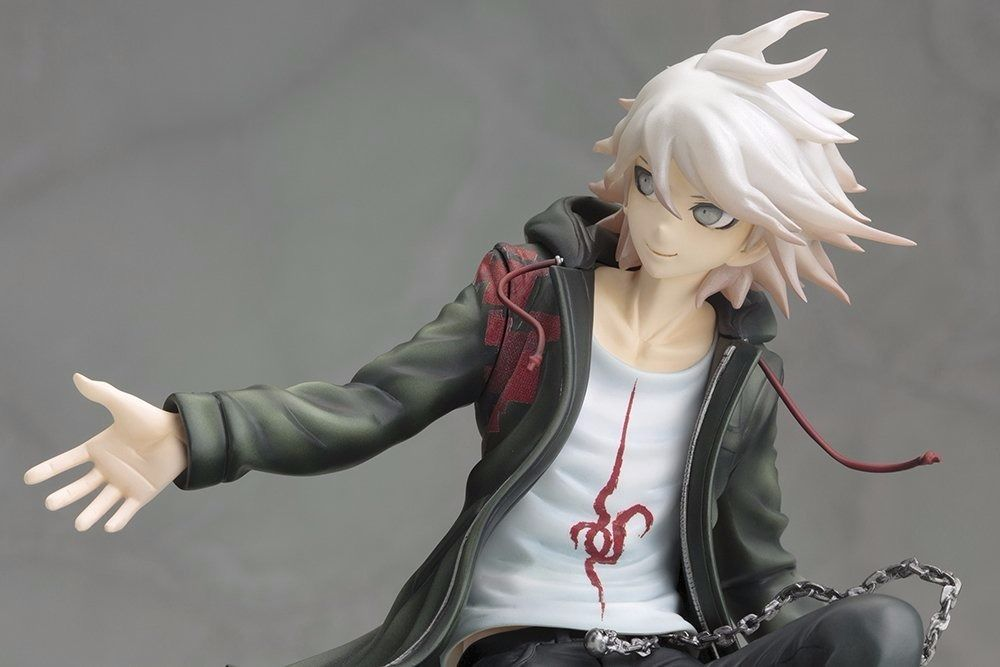 ARTFX J Danganronpa 2 NAGITO KOMAEDA 1/8 PVC Figure Kotobukiya NEW from Japan_8