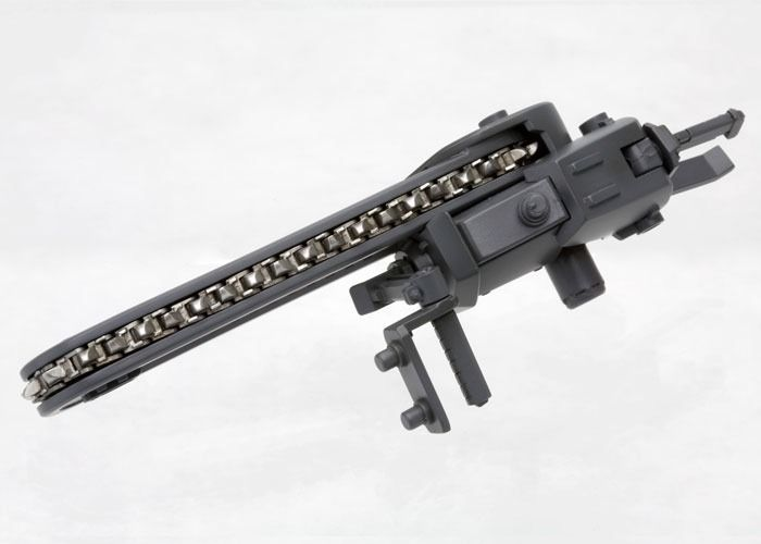 KOTOBUKIYA M.S.G Weapon Unit MW-26 DYNAMIC CHAINSAW Model Kit NEW from Japan_2