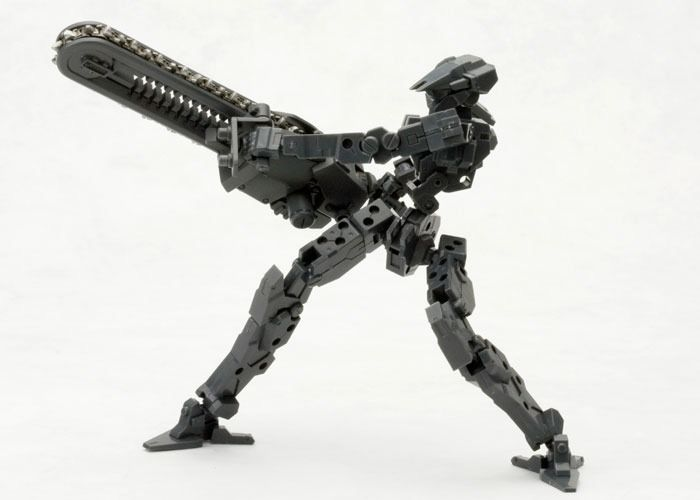KOTOBUKIYA M.S.G Weapon Unit MW-26 DYNAMIC CHAINSAW Model Kit NEW from Japan_6