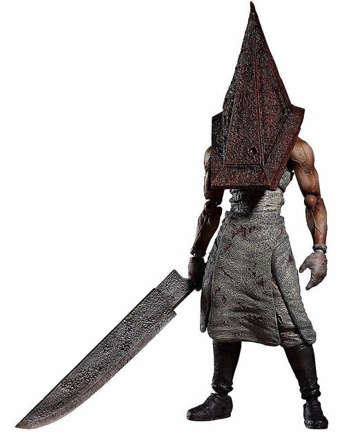figma SP-055 SILENT HILL 2 Red Pyramid Thing Figure FREEing NEW from Japan_1