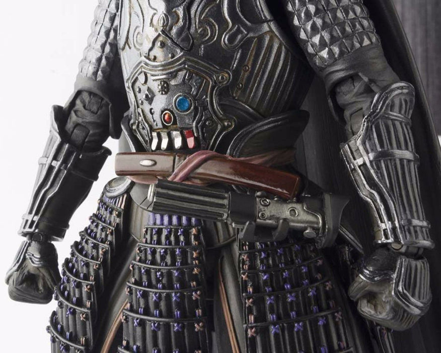 Meisho Movie Realization Samurai Daisho DARTH VADER Action Figure BANDAI Japan_10