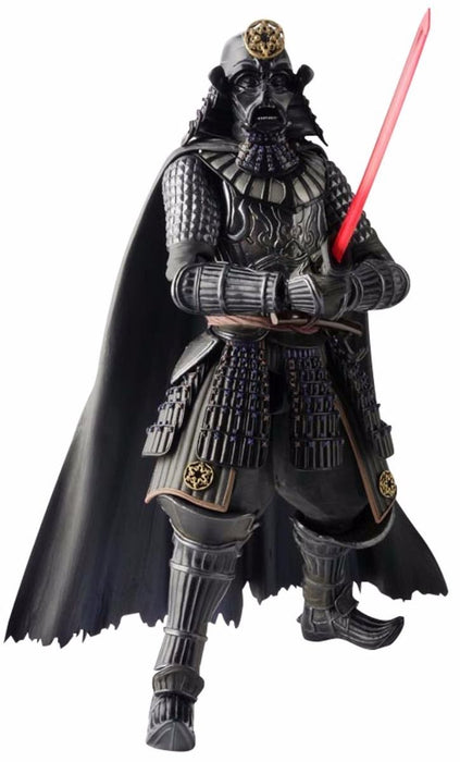 Meisho Movie Realization Samurai Daisho DARTH VADER Action Figure BANDAI Japan_1