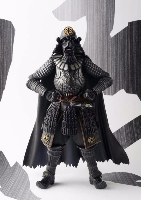 Meisho Movie Realization Samurai Daisho DARTH VADER Action Figure BANDAI Japan_4