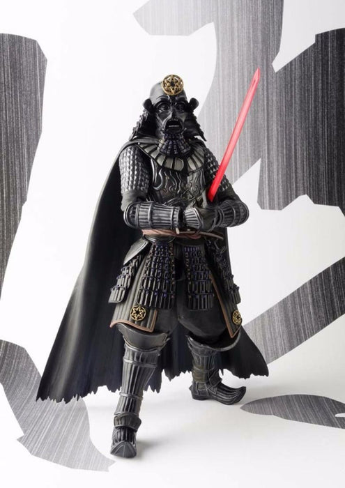 Meisho Movie Realization Samurai Daisho DARTH VADER Action Figure BANDAI Japan_7