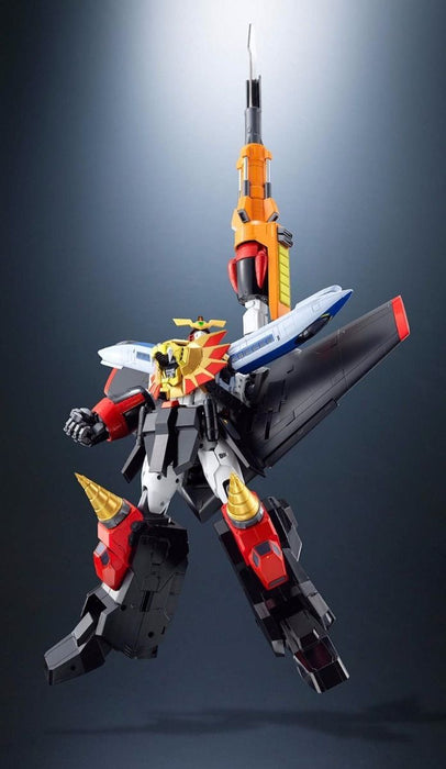 Soul of Chogokin GX-68 The KIng of Braves GAOGAIGAR Action Figure BANDAI Japan_10