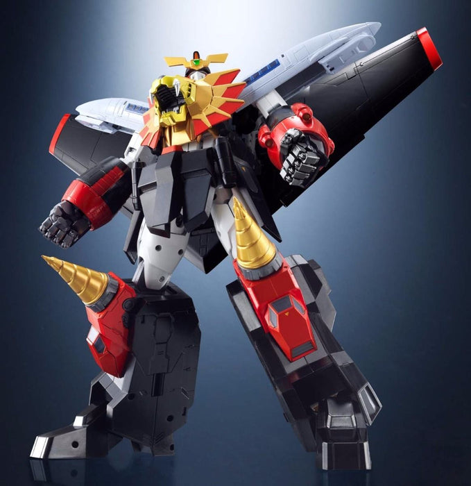 Soul of Chogokin GX-68 The KIng of Braves GAOGAIGAR Action Figure BANDAI Japan_2