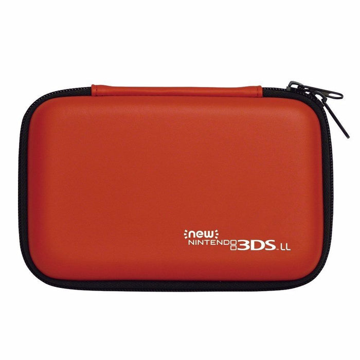 HORI SLIM HARD POUCH RED for NEW Nintendo 3DS LL EVA Free Shipping from Japan_2