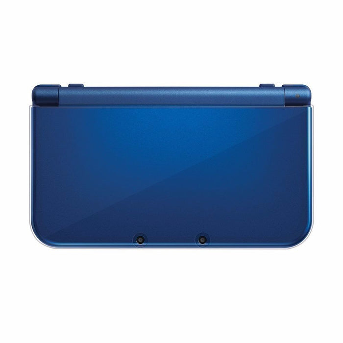 HORI Hard polycarbonate (barikata) Cover for Nintendo New 3DS LL Clear Japan_2