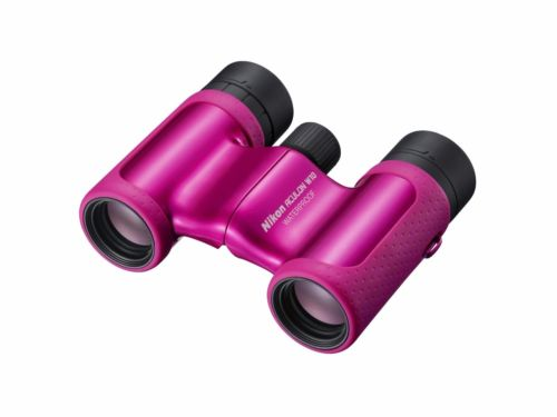 Nikon Binoculars ACULON W10 8x21 Pink Waterproof Roof Prism from Japan_1