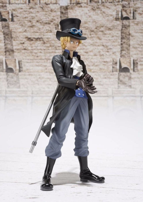 Figuarts ZERO One Piece SABO NEW WORLD Ver PVC Figure BANDAI TAMASHII NAITONS_2