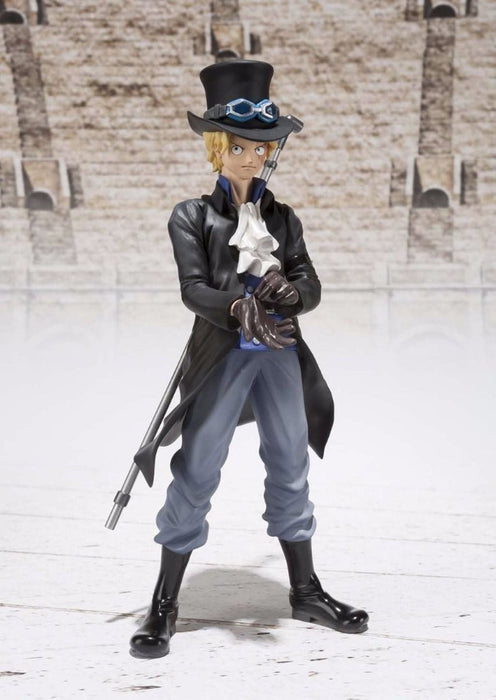 Figuarts ZERO One Piece SABO NEW WORLD Ver PVC Figure BANDAI TAMASHII NAITONS_3