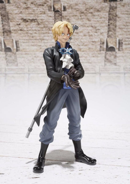 Figuarts ZERO One Piece SABO NEW WORLD Ver PVC Figure BANDAI TAMASHII NAITONS_4