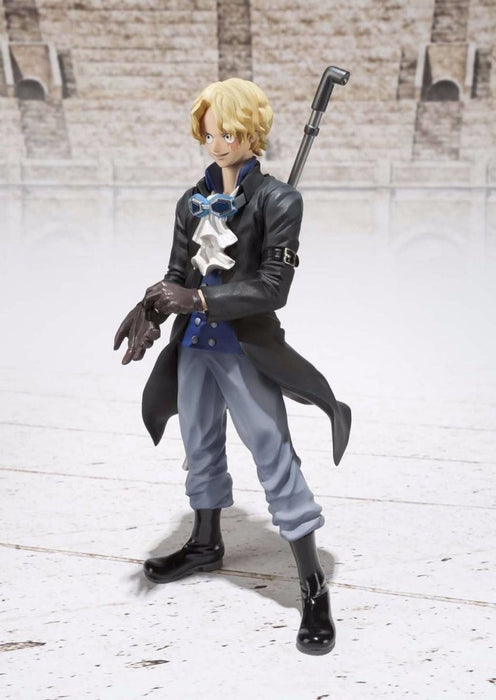 Figuarts ZERO One Piece SABO NEW WORLD Ver PVC Figure BANDAI TAMASHII NAITONS_5
