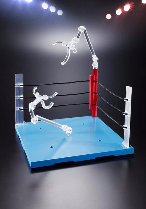 TAMASHII STAGE ACT. RING CORNER BANDAI TAMASHII NATIONS from japan_2